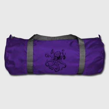 Octopus - Duffel Bag