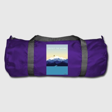 Protect Nature - Duffel Bag
