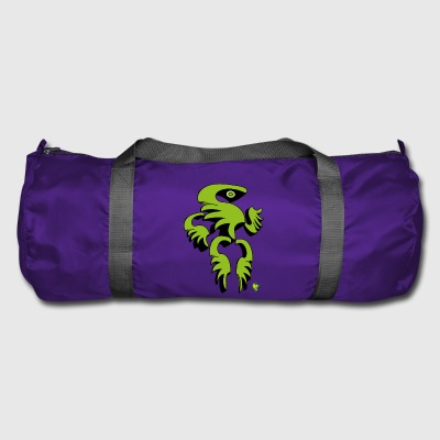 adiswebs alien - Duffel Bag
