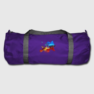 colored Europe - Duffel Bag