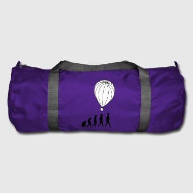 hot air balloon montgolfiere hotair balloon3 - Duffel Bag