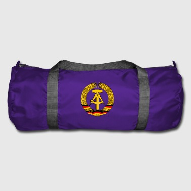 DDR coat of arms - Duffel Bag