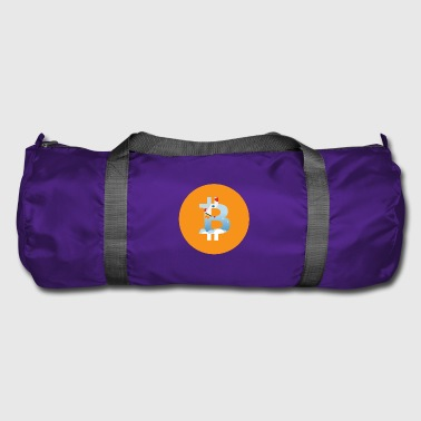 Rocket through bitcoin - Duffel Bag