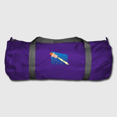 rocket - Duffel Bag