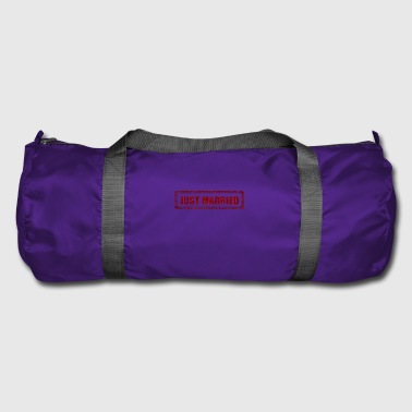 Just Married Married Married Married - Duffel Bag