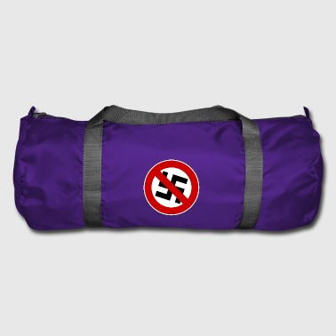 against Nazis - Duffel Bag