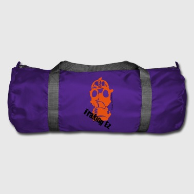 Anti - fraking - Sac de sport