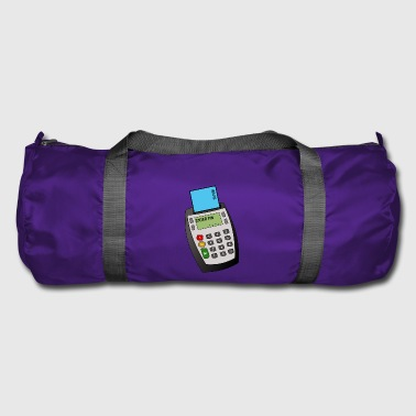 Chip and Pin Machine - Duffel Bag