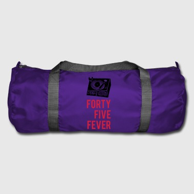 Forty Five Fever Turntable - Duffel Bag