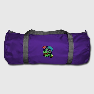 Monsta official logo - Duffel Bag