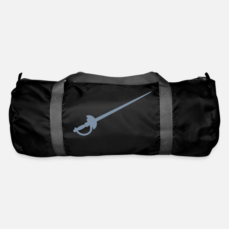 Fencing Bags & Backpacks - fencing - Duffle Bag black