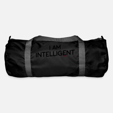 Intelligent Je suis intelligent - Sac de sport