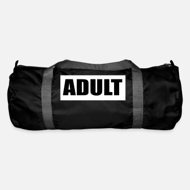 Adult adult - Duffle Bag
