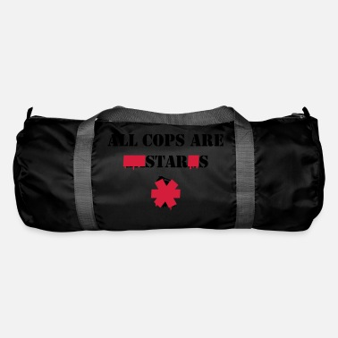 ALL COPS ARE STARS - Bolsa de deporte