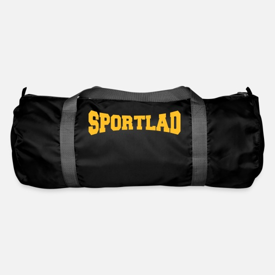Comment Bags & Backpacks - sportlad - Duffle Bag black