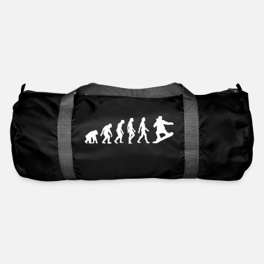 Darwin The Evolution of Snowboarding - Duffle Bag