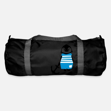 South Pole South pole penguin & anchor - Duffle Bag