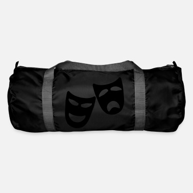Comedy Tragedy and Comedy - Duffle Bag