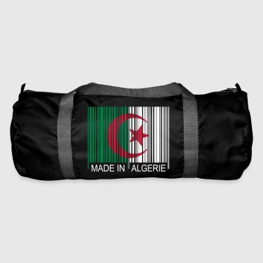 Code barre Made in ALGERIE - Duffel Bag
