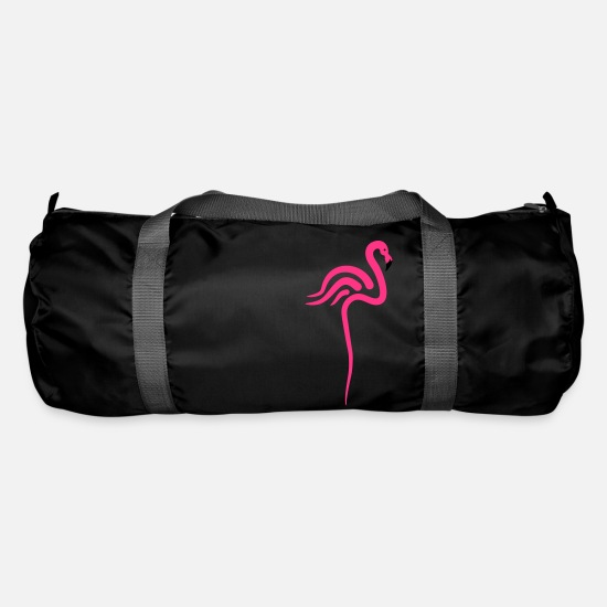Bird Bags & Backpacks - Flamingo - Duffle Bag black