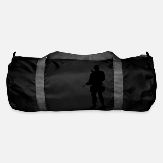 Army Bags & Backpacks - soldier - Duffle Bag black
