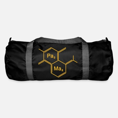 Biology chemical papa + mama - Duffle Bag