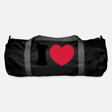 I Heart I Heart - Duffle Bag
