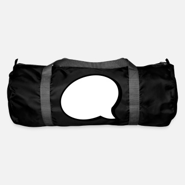 Speech Balloon speech balloon - Duffle Bag