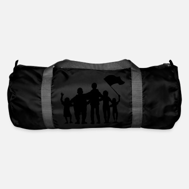 Fan fussballfans - fan - fans - Duffle Bag