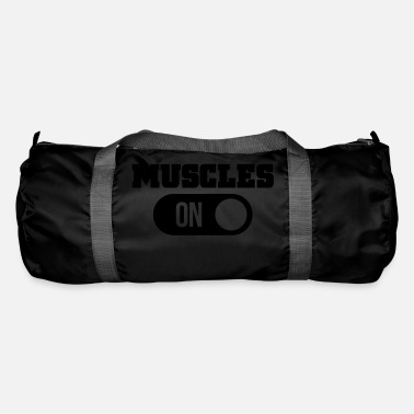 Muscle muscles - Duffle Bag
