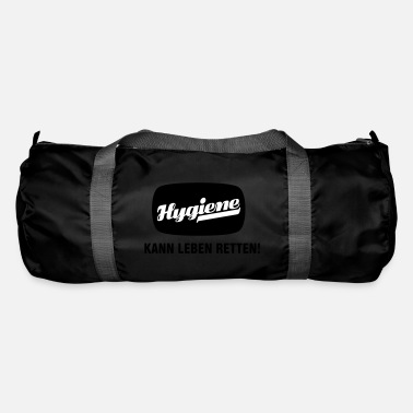 Hygiene Hygiene can save lives! - Duffle Bag