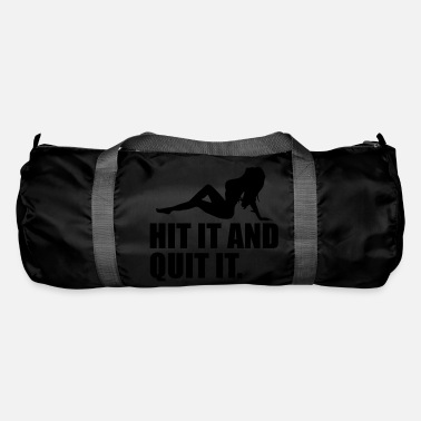 Hits hit and quit - Duffle Bag
