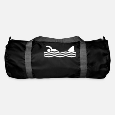 Turismo swimmer with shark - Bolsa de deporte
