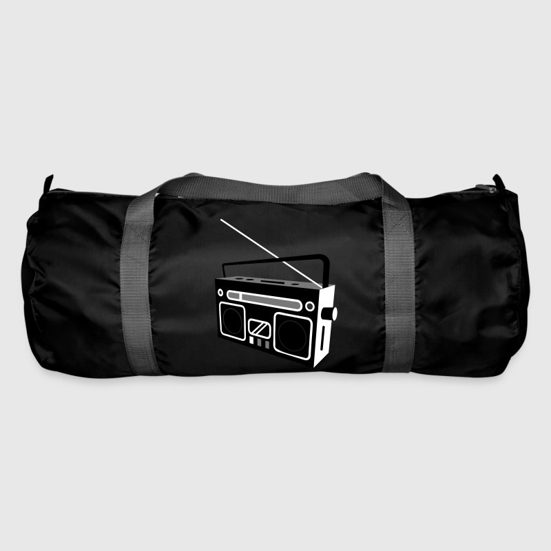 radio cassette recorder - Duffel Bag