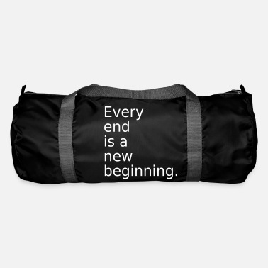 End The End - Duffle Bag