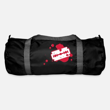Razor Blade Razor Blade With Blood - Duffle Bag