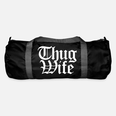 Meme Thug Wife - Duffle Bag