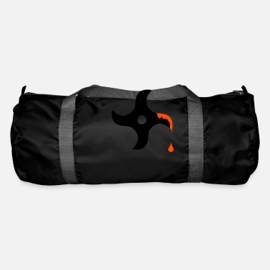 Japan bloody ninja - Duffle Bag
