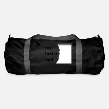 Phone my better half + your blog etc - Duffle Bag