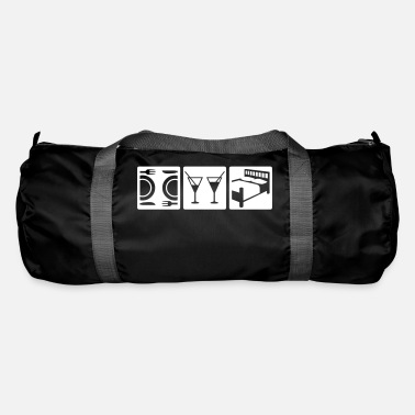 Girlfriend perfect date - Duffle Bag