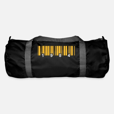 Birthday barcode 1984 - Duffle Bag
