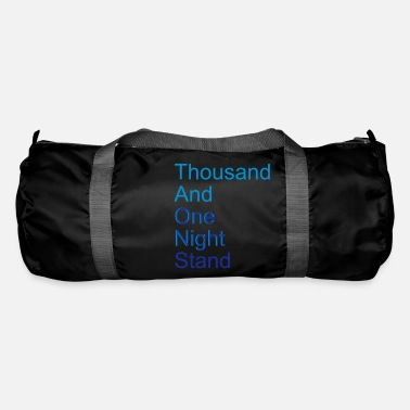 Tillgivenhet thousand and one night stand (2colors) - Sportväska