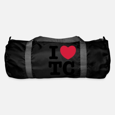 Tc i heart tc - Duffle Bag