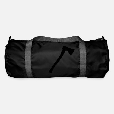 Axe Ax - axe - weapon - Duffle Bag
