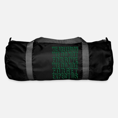 Hacking Revolution Democratie Anonymous Motto Stealthy - Sac de sport