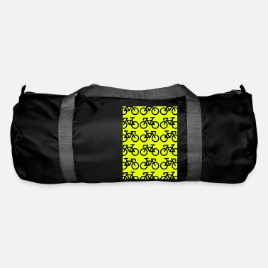 Send Bicycles - Duffle Bag