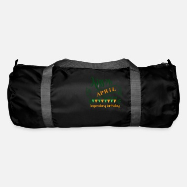 August kiss me april.... - Duffle Bag