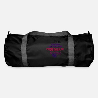 Pilates Instructor Pilates Instructor - Duffle Bag
