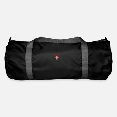 Baywatch Beerwatch small logo - Duffel Bag