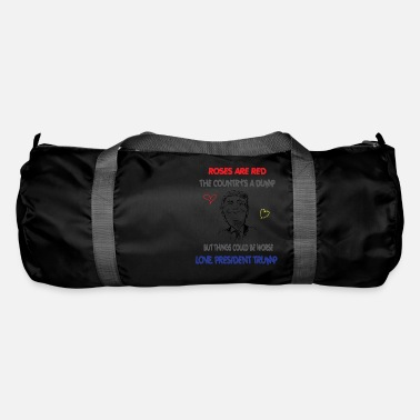 Donald The Donald - Duffle Bag